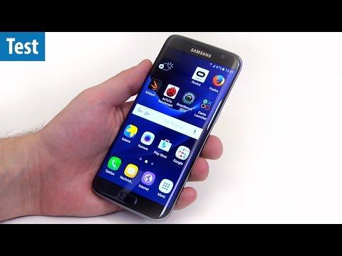 Samsung Galaxy S7 Edge im Test | deutsch / german