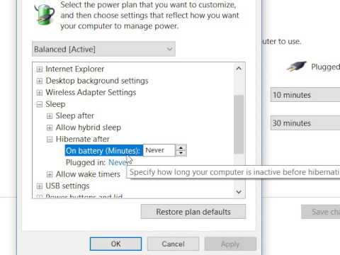 Resolve The Problem When Your Computer Does Not Wake Up From Sleep Mode Youtube