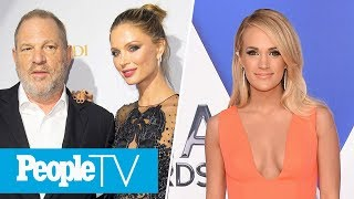 Carrie Underwood Opens Up About Accident, Harvey Weinstein's Wife Speaks Out   PeopleTV