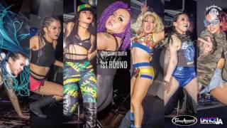 The 1st Asian Dancehall Queen & King Competition 2017 - Part 1/3