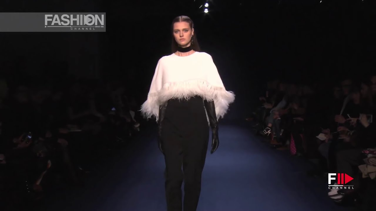 Andrew Gn Full Show Fall 2016 Paris Fashion Week By Fashion Channel