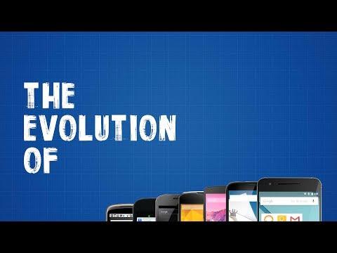 The Evolution Of Google Nexus Smartphones!