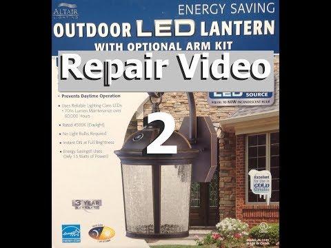 Costco Led Porch Lantern Repair 2 You