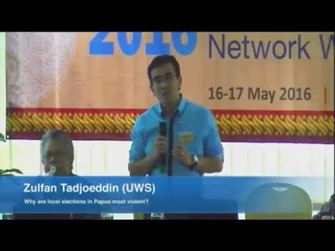 2016 Indonesian Development Research Network (IDRN) Workshop | Part 5