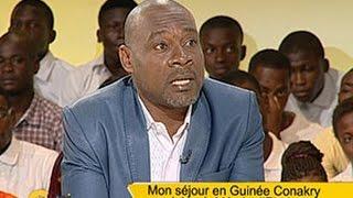 Mon séjour en Guinée Conakry en pleine épidémie d'Ebola à C' Midi du 08 janvier 2015