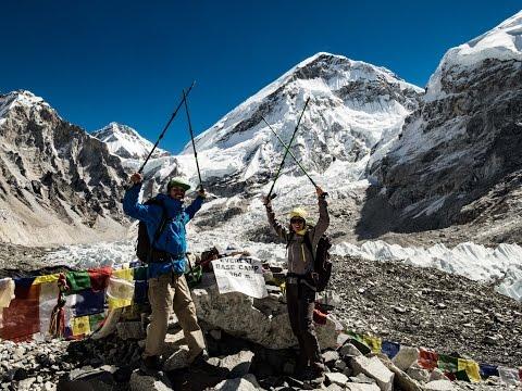 Everest Base Camp Trek Clip - Jiri - Namche - EBC - Kalah Pattar (Nepal)