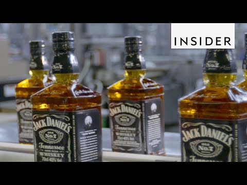 How Jack Daniel's Makes Its Whiskey