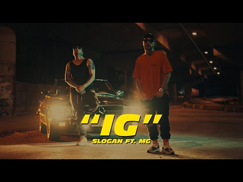 Slogan Ft MG - IG (Official Music Video) Prod. Evan Spikes