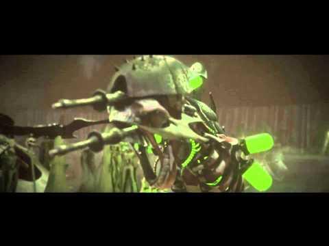 видео: Тизер warhammer 40000: dark nexus arena - Новая moba