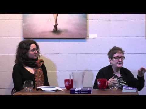 Author Katha Pollitt discusses sexual health at The Press Club.