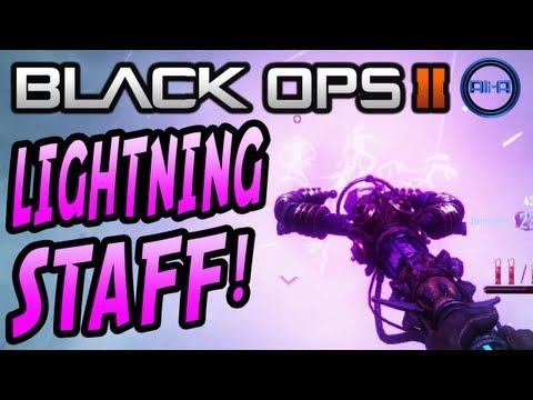 """LIGHTNING STAFF!"" - ORIGINS Zombies! ""HOW TO BUILD"" TUTORIAL! (Black Ops 2 Apocalypse Gameplay)"