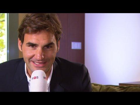 Roger Federer 2015 Interview: On Retirement, Family Life on Tour, Nadal, Blatter