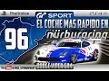 GT SPORT - EL COCHE MAS RAPIDO EN NURBURGRING #96 | DODGE VIPER GR4 | GTro_stradivar