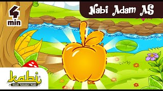 Video Nabi Adam AS - Kisah Nabi - Cerita Anak Islam download MP3, 3GP, MP4, WEBM, AVI, FLV Oktober 2019