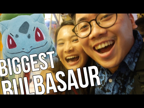 Massive Bulbasaur Won!!! - Arcade Ninja