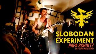 Slobodan Experiment - Papa Schultz live @ Le Dahu (Nantes, France)