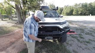 #OverlandTipOfTheMonth Presented by Toyota Knoxville and BOLD Overland: Off-Road Recovery Equipment