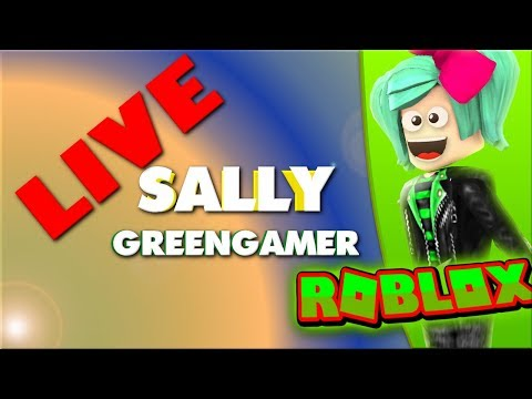 Roblox Live! Breakfast with SallyGreenGamer | MeepCity and WHAT ARE YOU WEARING?!?
