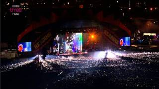 Muse - Live at Reading 2011 (BBC 3 broadcast)