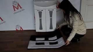 Обзор коврика для ванной Токио от Mikola-M