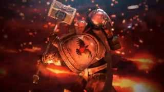 Warhammer 40000  Dawn of War II Retribution Trailer HD ( Rus ).