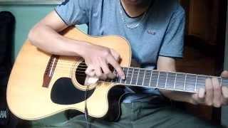 Dưới Những Cơn Mưa  - Guitar fingerstyle solo (Mr Siro )