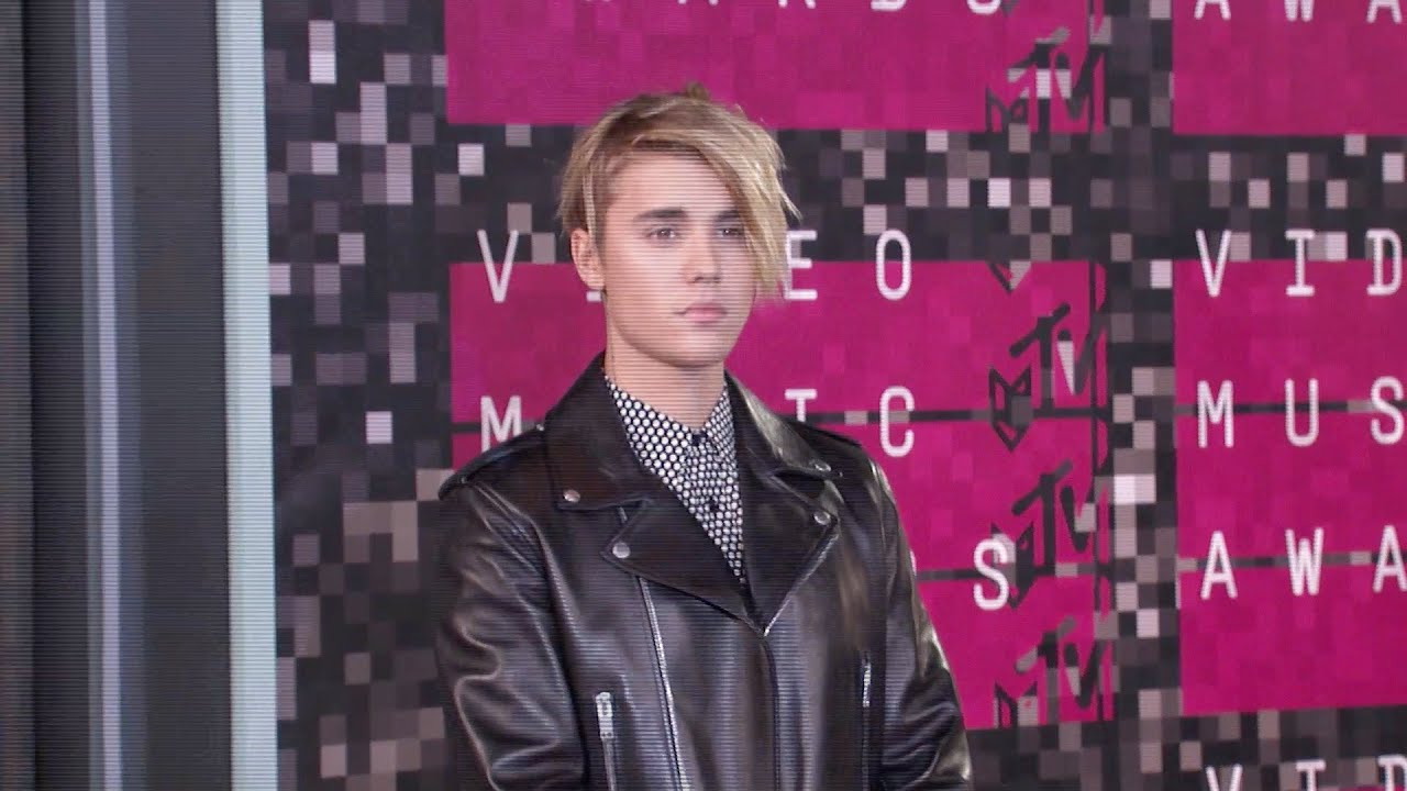 Justin Bieber NEW Hairstyle VMAs YouTube - Justin bieber hairstyle on ellen