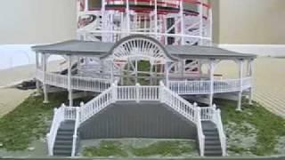 Ho Scale Comet Roller Coaster Model By Coaster Dynamix