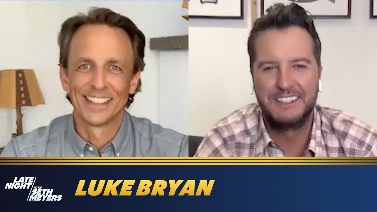 Luke Bryan Reveals How His Fans Inspired One Margarita