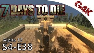 Looting The Old And Building New | 7 Days To Die Alpha 12 Gameplay | S04-e38