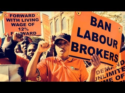 220 Thousand Metal Workers are on Strike in South Africa