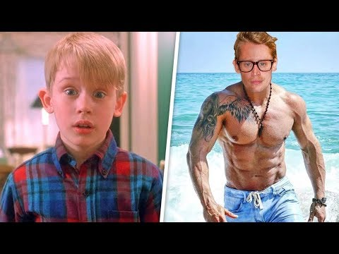 "7 ACTORS FROM ""HOME ALONE"" NOW AND THEN"