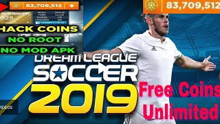 How To Get Unlimited Free Coins Dream League Soccer 2019 | Unlimited coins | Simple Way | No Root