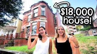 Buying An $18,000 House: Inside America's Cheap Old Houses
