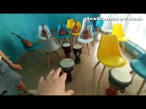 Музыкальная школа в Китае! Music School in China