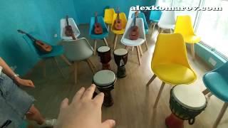 Музыкальная школа в Китае!