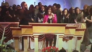 donisha ballard and the lusj memorial choir devaughn murphy s celebration service
