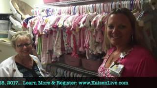 Kaizen Live! May 24-25 at Franciscan St. Francis Health