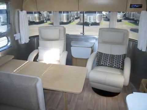 2012 Airstream Flying Cloud 30 Recliner Travel Trailer New