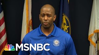 Mayor Andrew Gillum: We Need To Reduce Partisanship And Focus On This Storm | Hallie Jackson | MSNBC