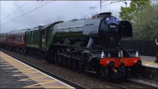 Mainline Steam At Speed January-May 2016