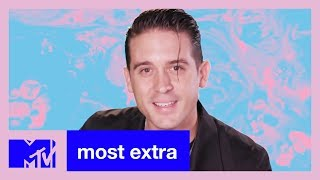 G-Eazy's T-Shirt Looks Like 'Nice Ass Daddy Material' | Most Extra | MTV