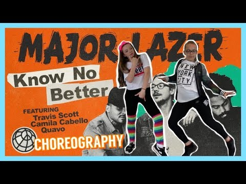 Major Lazer - Know No Better (feat. Travis Scott, Camila Cabello & Quavo) PROFESSIONAL DANCE