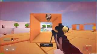 Roblox! Última greve! Sniper feed!