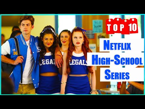 Top 10 Best Netflix High School Series 2021 ✔