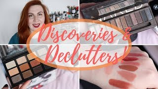 Discoveries and Declutters #1   Rose Keats