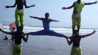 vuclip Acrobatic Warriors of Africa (2)