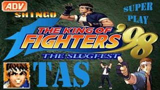 Shingo Kof 98 Level 8 Tas