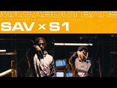 #MostWanted Sav x #MostHated S1 - Mad About Bars w/ Kenny Allstar (Music Video) | @MixtapeMadness