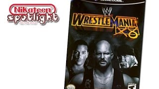 Spotlight Video Game Reviews - WWF/WWE WrestleMania X8 (Gamecube)